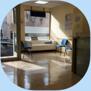 Clínica Dental Bunyola- Sala de espera